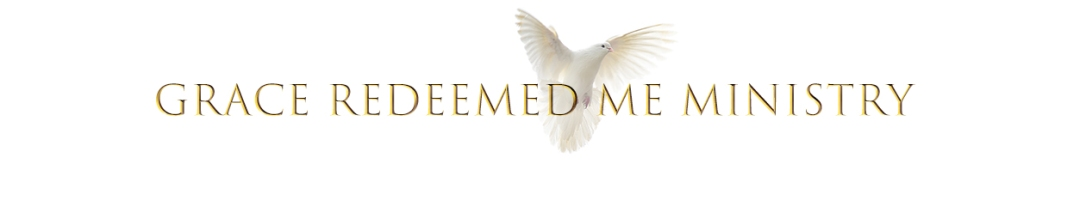 Grace Redeemed Me Logo Preview 2